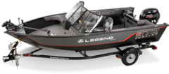 2018 Legend Boats 18 XTR TROLLER