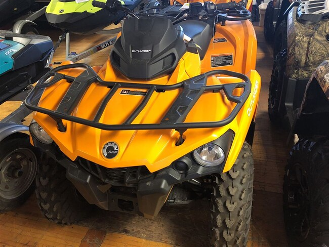 2018 CAN-AM Outlander 450 DPS 570