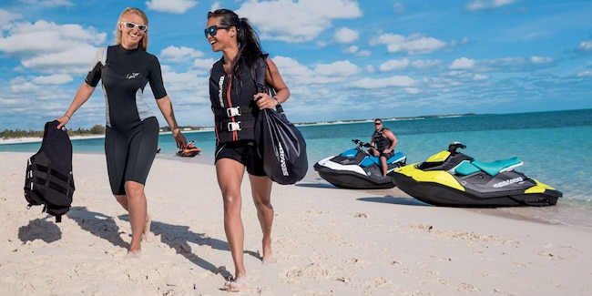 2018 Sea-Doo/BRP SPARK 3UP IBR & CONVENIENCE PACKAGE 900 HO ACE