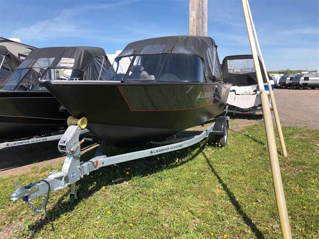 2018 Legend Boats 1 in stock 20 XTR TROLLER $81.00 Weekly o.a.c