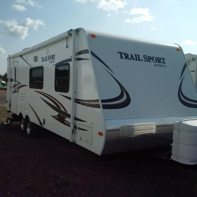 2012 R-VISION trail sport