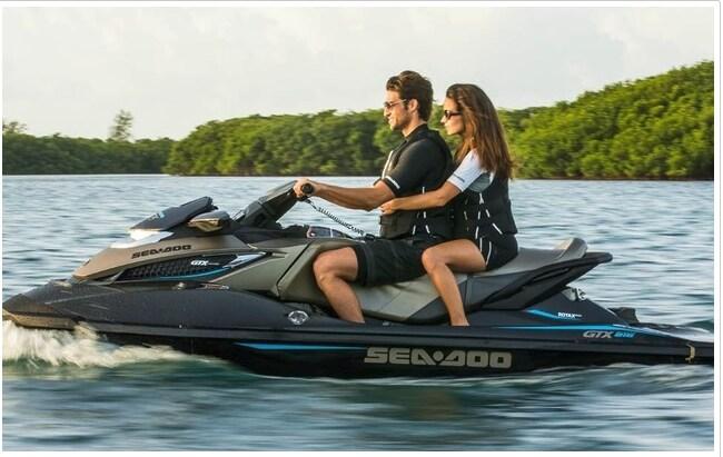 2016 Sea-Doo/BRP GTX LIMITED 215