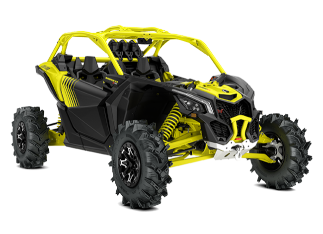 2018 CAN-AM Maverick X3 X MR Turbo
