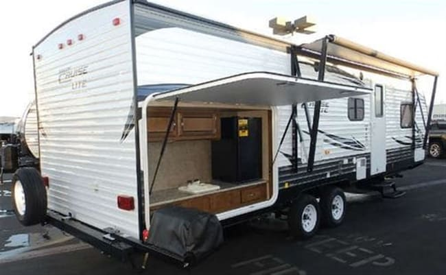 2016 SALEM BY FOREST RIVER NEW! 272RBXL -