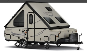 2017 Flagstaff by Forest River NEW! T21TBHW  -