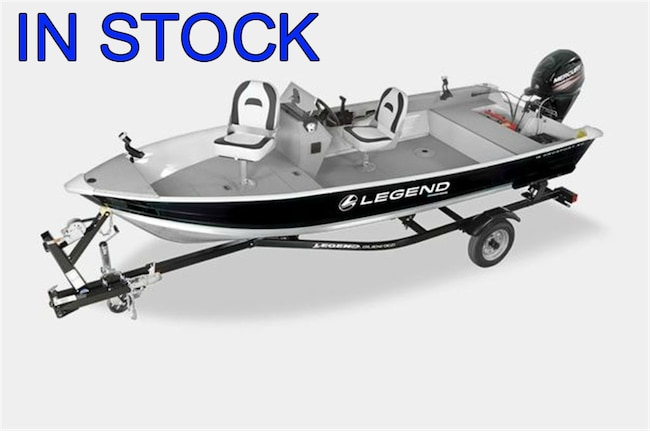 2017 Legend Boats IN STOCK 16 ProSport SC -