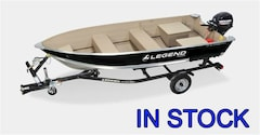 2017 Legend Boats  14 WideBody $35.00 WEEKLY TAX IN! O.A.C. -
