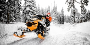 2019 SKI-DOO Renegade X-RS 900 ACE Turbo - SPRING ONLY