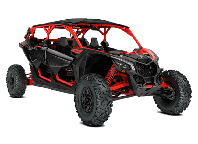 2018 CAN-AM Maverick X3 Max X rs Turbo R