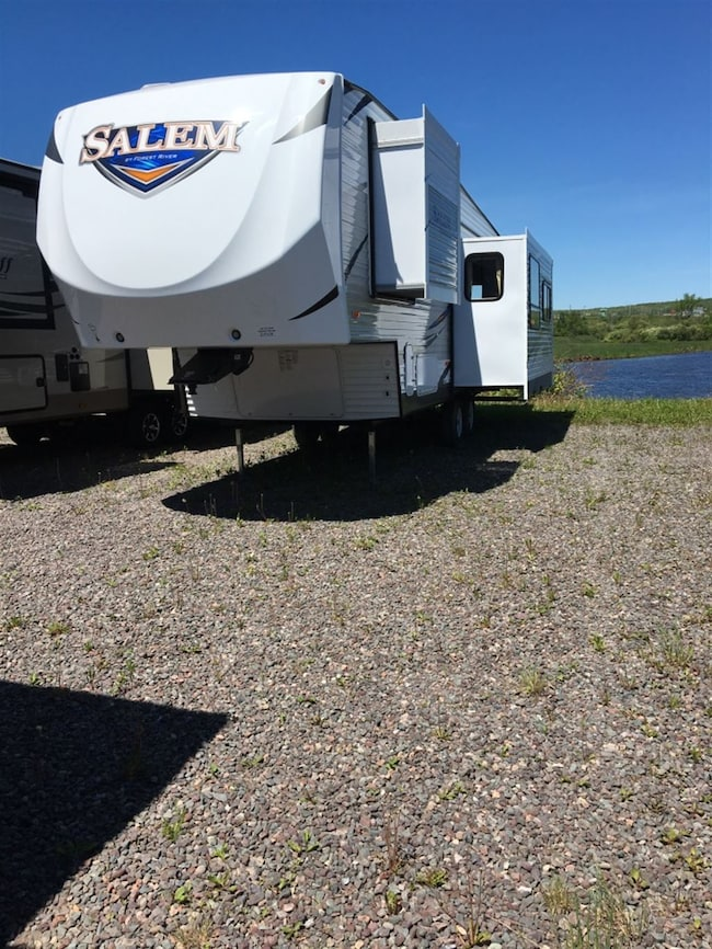 2017 SALEM BY FOREST RIVER NEW! 29RLW -