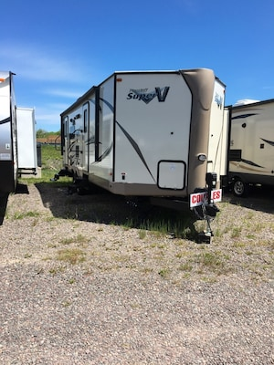 2017 Flagstaff by Forest River NEW! V-Lite 27VRL