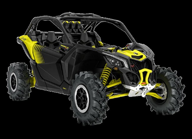 2018 CAN-AM Maverick X3 X MR Turbo -