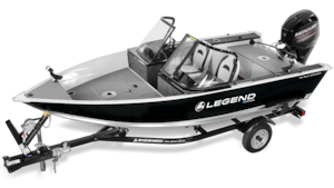 2018 Legend Boats 15 AllSport