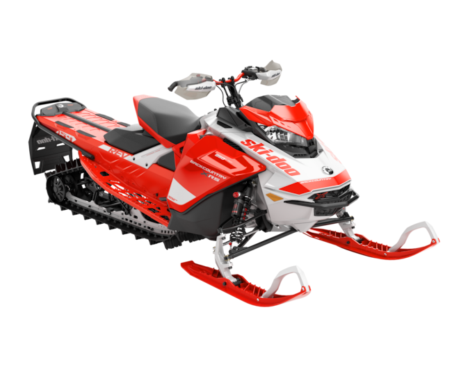 2020 SKI-DOO BACKCOUNTRY X-RS 154 850 E-TEC - SPRING ONLY