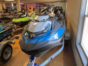 2018 Sea-Doo/BRP GTX 155 w/SOUND SYSTEM