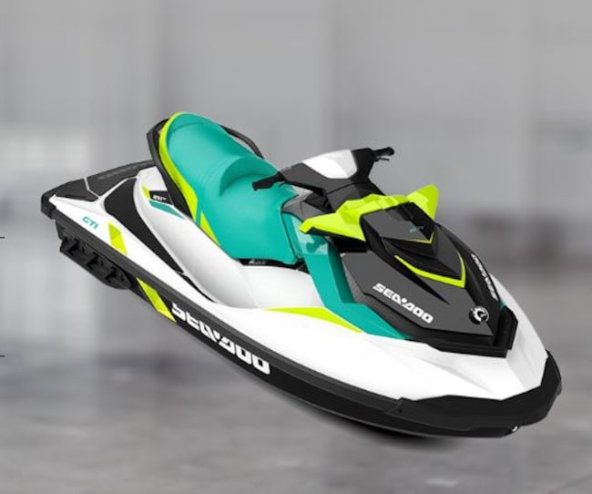 2018 Sea-Doo/BRP GTI 90