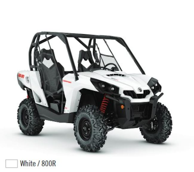 2018 CAN-AM Commander 800R BEST BUY OF THE YEAR!!!