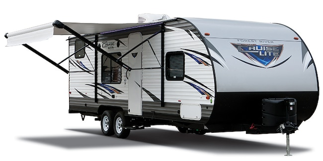 2018 SALEM BY FOREST RIVER Cruise Lite 263BHXL