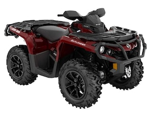 2018 CAN-AM Outlander 1000 XT