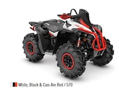 2018 CAN-AM Renegade X mr 570 -