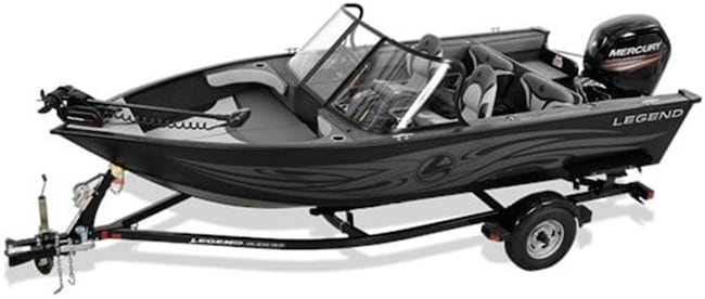 2018 Legend Boats 1 left F17 $63.65 Weekly o.a.c