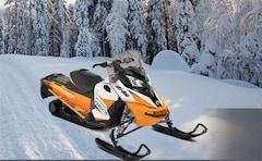 2018 SKI-DOO 1 LEFT Renegade Adrenaline 600 E-TEC -