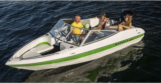2018 REINELL BOATS 160 BR -