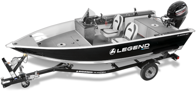 2018 Legend Boats NEW 1 left 15 Angler $39.99 Weekly o.a.c