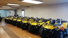 2017 CAN-AM Outlander 570 DPS $88.00 BI-WEEKLY TAX IN! O.A.C.