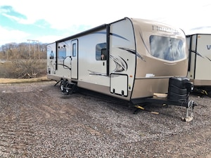 2018 Flagstaff by Forest River Super Lite 29RKWS -