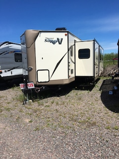 2017 Flagstaff by Forest River 27VRL -