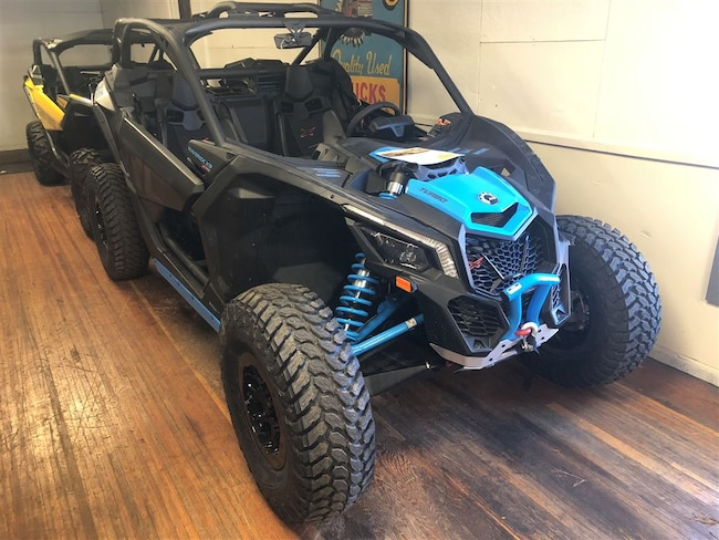 2018 CAN-AM Maverick X3 X rc Turbo NEW
