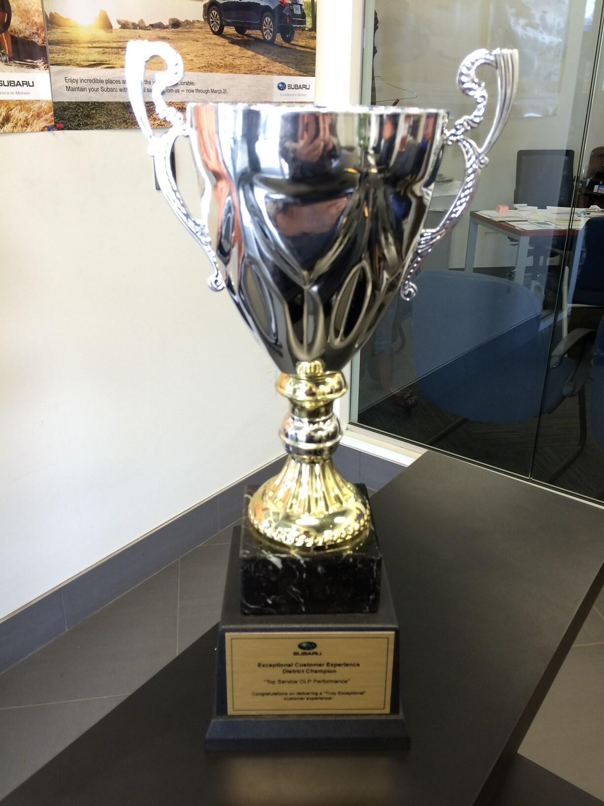 Adventure Subaru Awards