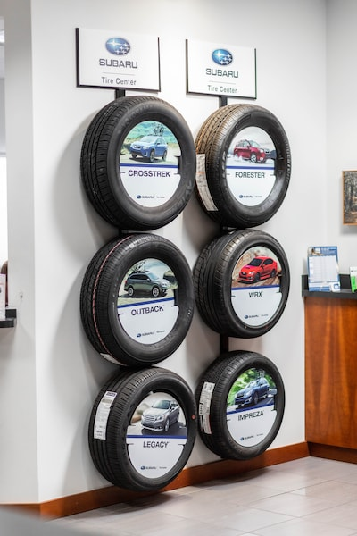 Tire Special (Set of 4)