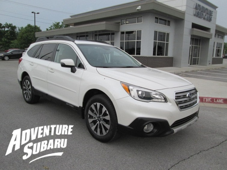 Used 2016 Subaru Outback 2.5i Limited SUV In Fayetteville AR