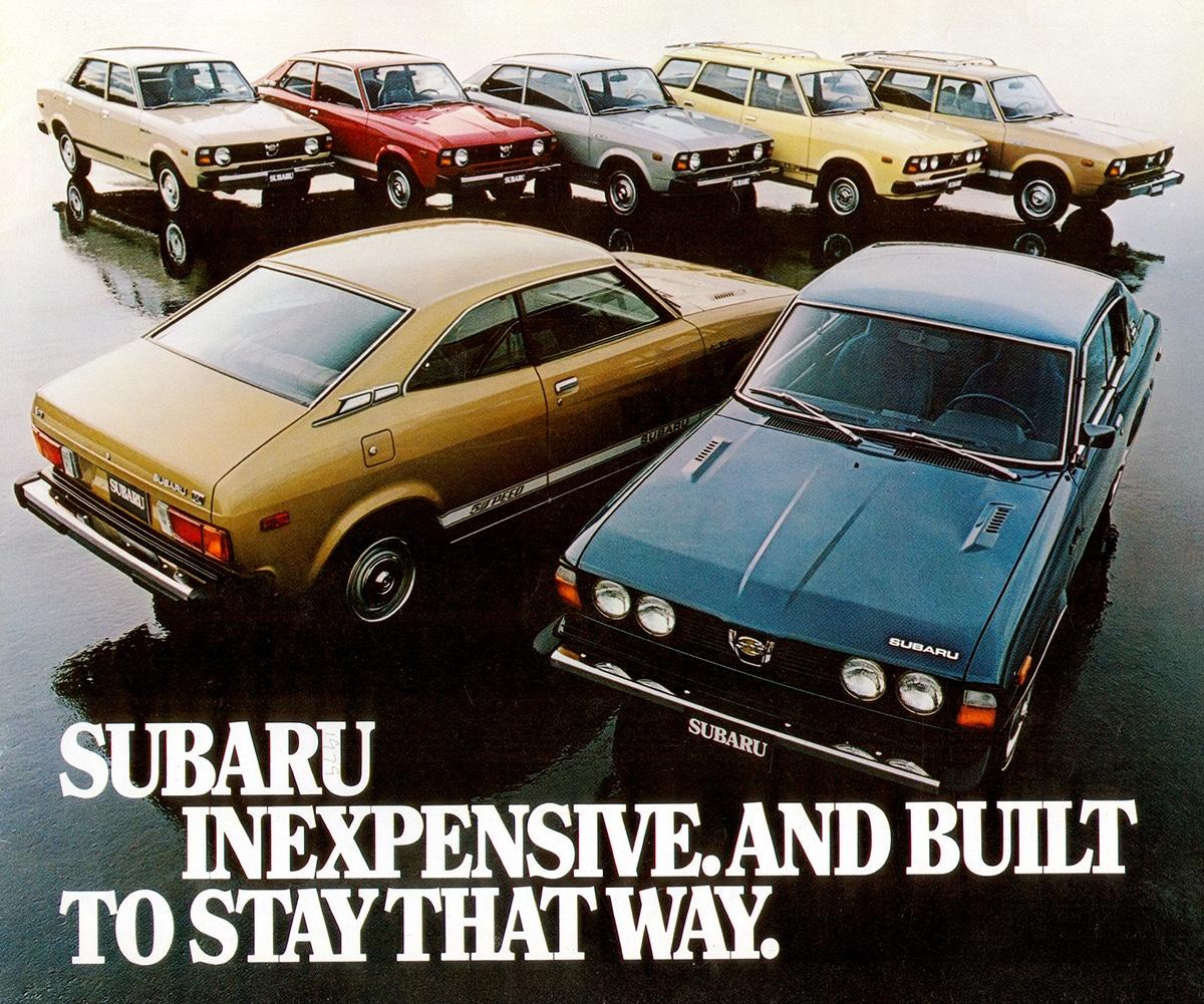 Adventure Subaru Of America Announces 50th Anniversary 1989 Gl Fuel Filter Location The