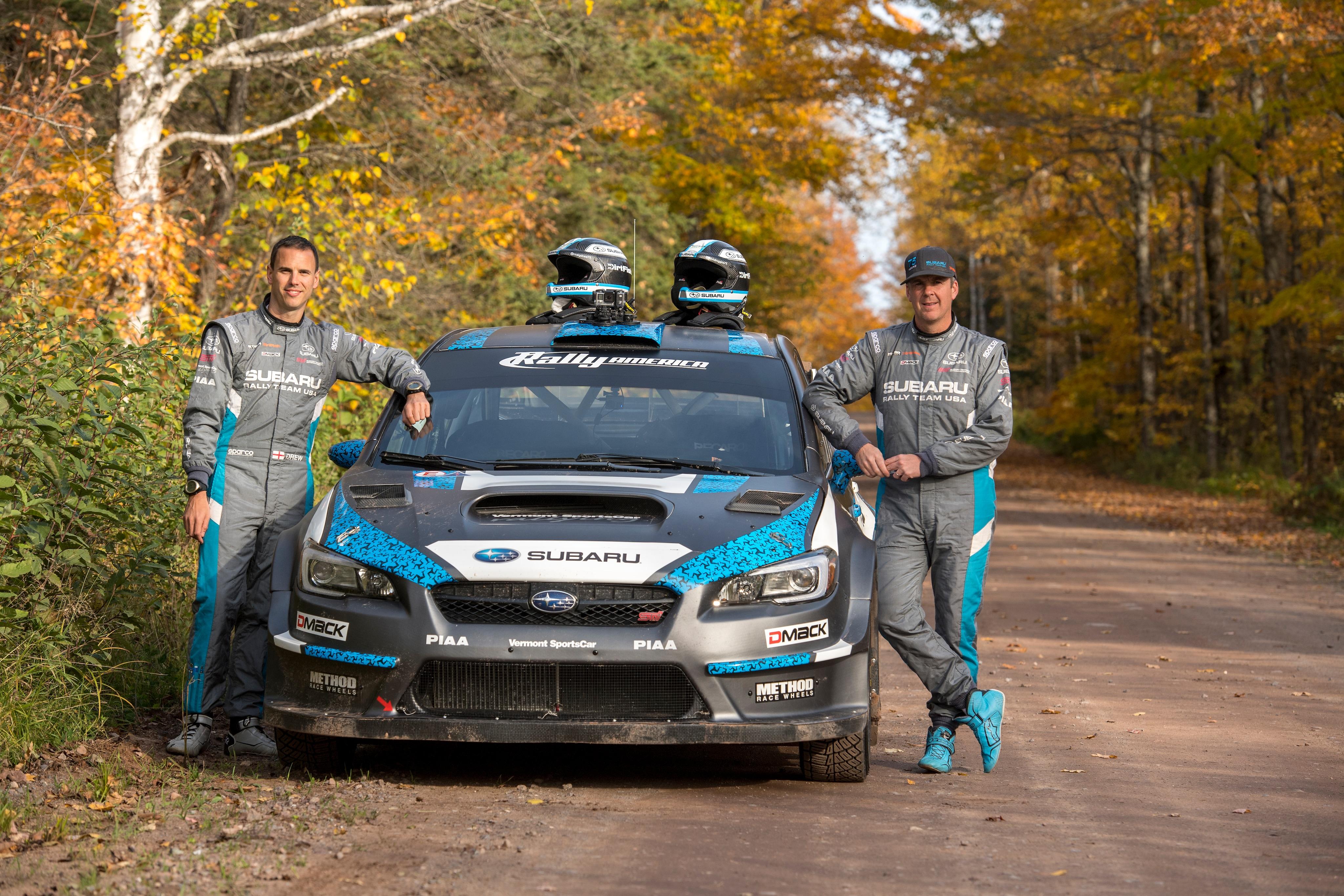 adventure subaru subaru closes 2016 season with 1 2 finish at