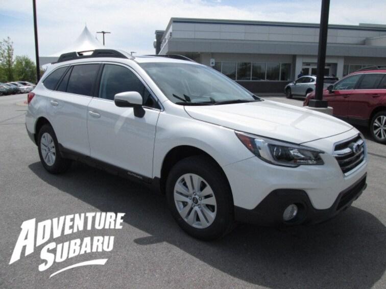 New 2019 Subaru Outback 2.5i Premium SUV near Springdale