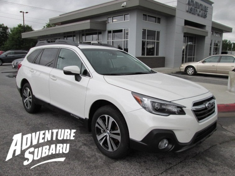 Certified Used 2019 Subaru Outback 2.5i Limited SUV In Fayetteville AR