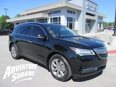2016 Acura MDX 3.5L SH-AWD w/Advance Package SUV