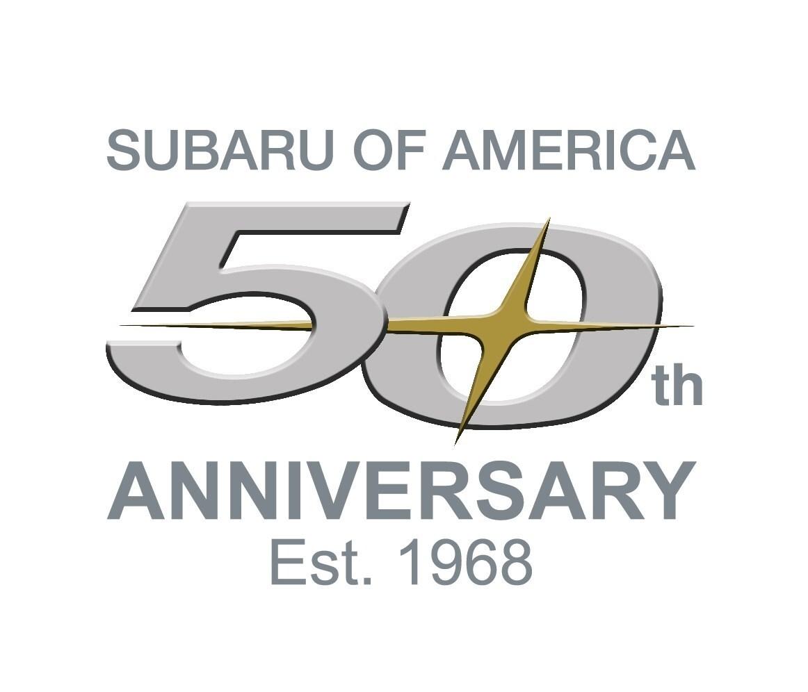 Adventure Subaru | Subaru of America Announces 50th Anniversary ...