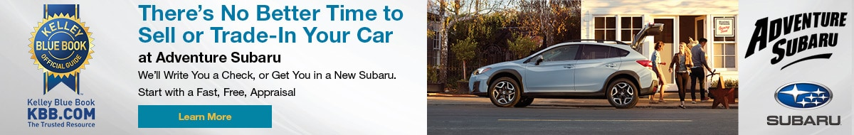 There's No Better Time To Sell or Trade-In Your Car