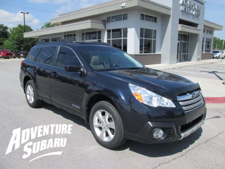 Certified Used 2014 Subaru Outback 2.5i Limited SUV In Fayetteville AR