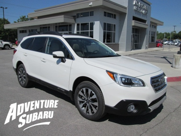 Certified Used 2017 Subaru Outback 2.5i Limited SUV In Fayetteville AR
