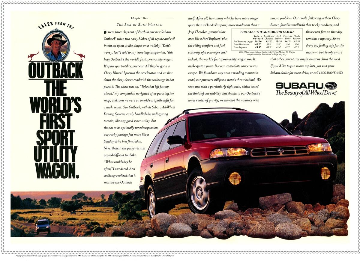 Adventure Subaru Of America Announces 50th Anniversary 1989 Gl Fuel Filter Location General