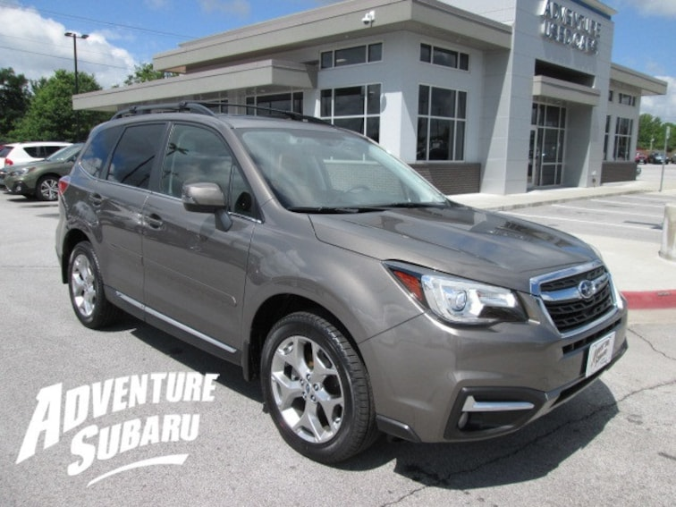 Certified Used 2017 Subaru Forester 2.5i Touring SUV In Fayetteville AR