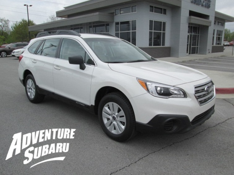 Certified Used 2017 Subaru Outback 2.5i SUV In Fayetteville AR