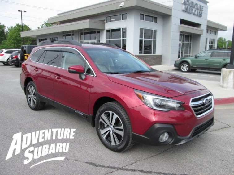 Certified Used 2018 Subaru Outback 3.6R Limited SUV In Fayetteville AR