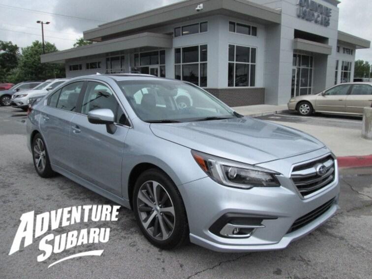 Certified Used 2019 Subaru Legacy 2.5i Limited Sedan In Fayetteville AR