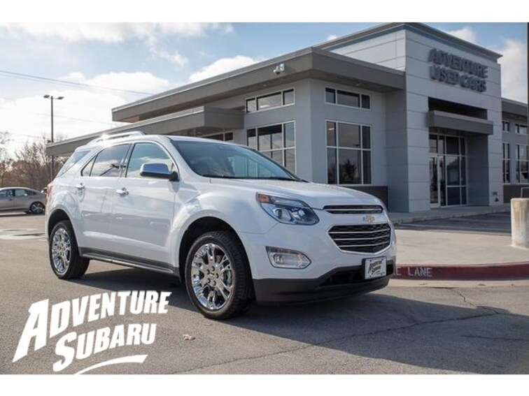 Used 2017 Chevrolet Equinox Premier SUV In Fayetteville AR
